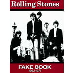 Alfred Music Publishing Rolling Stones Fake Book