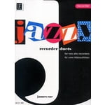 Universal Edition Jazzy Recorder Duets A-Bfl