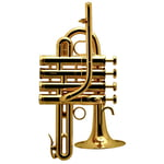 Schilke P 7-4 GP A/Bb Piccolo Gold