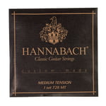 Hannabach 728MT Classical Guitar Strings