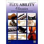 Alfred Music Publishing Flex-Ability Classics Trumpet