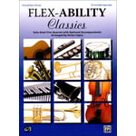 Alfred Music Publishing Flex-Ability Classics Clarinet
