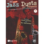 Alfred Music Publishing Gordon Goodwin's Jazz Duets