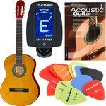 Startone Concert Guitar Set 1 English