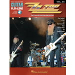 Hal Leonard Guitar Play-Along ZZ Top