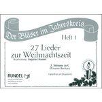 Musikverlag Rundel 27 Lieder Weihnacht 3 C