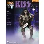 Hal Leonard Bass Play-Along Kiss