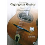 Alfred Music Publishing Gypsyjazz Guitar 1