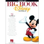 Hal Leonard The Big Book Of Disney T-Sax