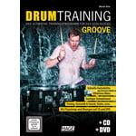 Hage Musikverlag Drum Training Groove +CD/DVD