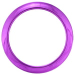 "Bass Drum O's 4"" Purple Chrome round HCP4"