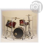 Clearsonic A2448x7 (A4-7) Drum Shield
