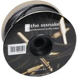 the sssnake SMK 222 BK / 100m