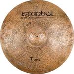 """Istanbul Mehmet 18"""" Jazz Ride Turk Series"""
