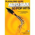 Wise Publications Playalong 50/50 - Alto Sax