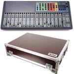 Soundcraft SiEx3 Mixer Case Bundle