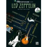 Alfred Music Publishing Guitar Play-Along Led Zeppelin