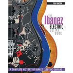 Backbeat Books Ibanez Electric Guitar Book