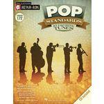 Hal Leonard Jazz Play-Along Pop Standards