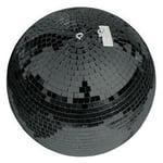Eurolite Mirror Ball 40 cm blac B-Stock