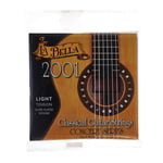 La Bella 2001 Classical Light