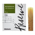 DAddario Woodwinds Reserve Alto Saxophone 3.0+