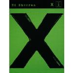 Wise Publications Ed Sheeran: X (TAB)