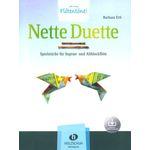 Holzschuh Verlag Flötentöne Nette Duette +CD