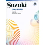 Alfred Music Publishing Suzuki Violin School 1 + CD