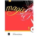 Universal Edition Magic Saxophone 1 A-Sax