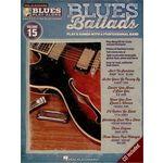Hal Leonard Blues Play-Along Ballads