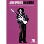 Hal Leonard Jimi Hendrix Omnibook