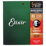 Elixir 14207 Nanoweb 5-Str. Light/Med