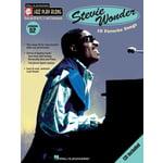 Hal Leonard Jazz Play-Along Stevie Wonder