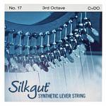 Bow Brand Silkgut 3rd C Harp Str. No.17