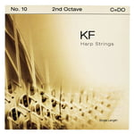 Bow Brand KF 2nd C Harp String No.10
