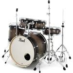 Pearl Decade Maple Studio BK Burst