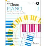 Schott À vous de jouer! Piano 1