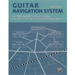 Alfred Music Publishing Guitar Navigation System