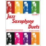 Greg Fishman Jazz Studios Jazz Saxophone Duets 1