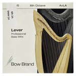 Bow Brand BWP 6th A Harp Bass Wire No.40