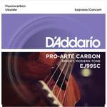 Daddario EJ99SC Soprano/Concert Ukulele