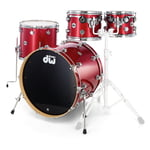 DW Finish Ply Red Sparkle SSC