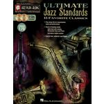Hal Leonard Jazz Play-Along Ultimate Jazz