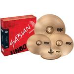 Sabian B8X Performance Set Plus