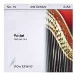 Bow Brand Pedal Natural Gut 3rd E No.15