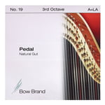 Bow Brand Pedal Natural Gut 3rd A No.19
