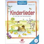 Holzschuh Verlag Flötentöne Kinderlieder +CD