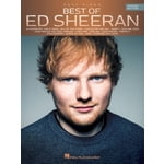 Hal Leonard Best Of Ed Sheeran Easy Piano