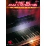 Hal Leonard First 50 Jazz Standards You